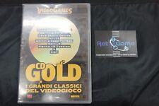 CD GOLD i classici del videogioco per PC originale vol 1 - 8 giochi in 1