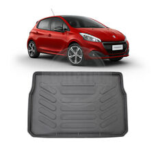 2012+ Peugeot 208//208 GTI Boot Liner Tailored PVC