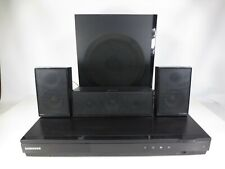 Samsung 5.1 DVD Home Theater Surround Sound System w/ Speakers HT-D550 No Remote