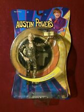 "AUSTIN POWERS : GOLDMEMBER 6"" ACTION FIGURE,  2002 MEZCO, MOC"