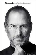Steve Jobs A Biography  Hardcover Walter Isaacson Apple Mac Founder