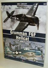 Kagero SMI Library 09 - Grumman Hellcat Vol.I       96 Pages      New     Book