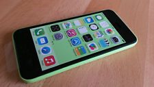 Apple  iPhone 5c - 32GB - Grün ohne Simlock + ohne Branding + iCloudfrei TOPP !