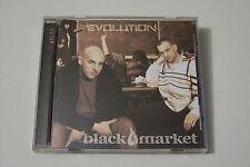 BLACK Market-EVOLUTION CD 2008 (Mad flava) Eskay Deutscher HipHop Tacheles