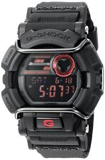 Casio G-Shock GD400-1CR Men's Black Resin Sport Watch GD-400-1