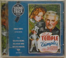 SHIRLEY TEMPLE - In Dimples - BRAND NEW -  CD