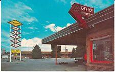 "Cheyenne WY  ""The Cheyenne Motel"" 'Postcard Wyoming * FREE US SHIPPING"