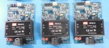 Mean Well PM-20-15 Switching Power Supply on TVA Battery Charger Board Lot of 3