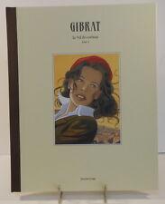 GIBRAT Vol du Corbeau 1 LUXE signe Dupuis 675 exemplaires 2001