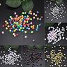 100Pcs Spacer Acrylic Beads Cube Alphabet Letter Bracelet DIY Jewelry Making U7