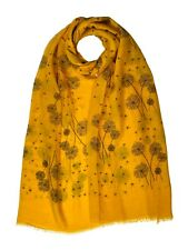 Pretty Dandelion Floral Print Ladies Lightweight Scarf Shawl Wrap