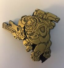Blizzcon 2015 Series 2 Overwatch Winston Pin Gold Rare
