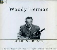 WOODY HERMAN  *  66 Greatest Hits  *  NEW 3-CD BOX SET  *  All Original Songs