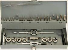 Rethreading Tap and Die Set