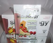 Shakeology TROPICAL STRAWBERRY VEGAN Protein Shake Mix Powder 1 Single Packet