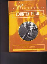 The Virgin Encyclopedia Of Country Music-Music Book
