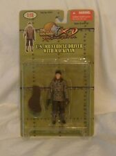 Ultimate Soldier 2005 1:18 U.S. MB Vehicle Driver With Mackinaw Jacket