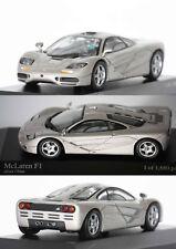 Minichamps McLaren F1 1993 Silver 1/43 530133439