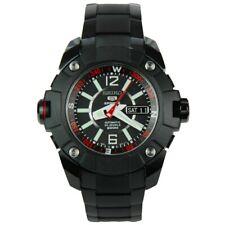 Seiko SKZ267 Sport 45.5MM Men's Black Stainless Steel Watch