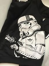 Adidas Originals Star Wars Stormtrooper Track Top Sweat À Capuche Veste Double XL XXL