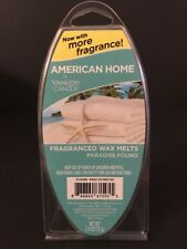 American Home by Yankee Candle Paradise Found Fragranced Wax Melts