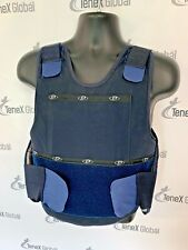 Protective Products Level 2 Body Armor Bullet Proof Vest W/ Plate D-3