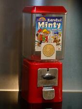 Original Kaugummiautomat, Kapselautomat aus den 70er Jahren - 20 Cent - kultig