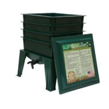 4 tray worm factory 360 composting bin farm composter green