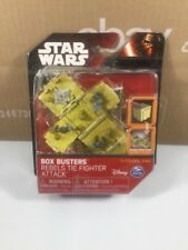 Star Wars Classic Box Busters Single Pack Tie Attack Toy Playset Game
