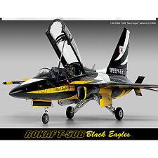 1/48 ROKAF T-50B Black Eagles Academy Plastic Model Military 12242 NIB