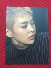Exo Xiumin For Life Official Postcard Smtown Kpop + Free Gift