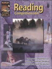 Core Skills: Reading Comprehension: Reproducible Grade 8 [  ] Used - Good
