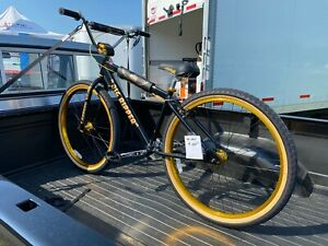 2021 SE Racing Big Ripper Black and Gold Brand new in box