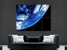 SPACE POSTER FROM EARTH IMAGE GIANT PRINT ART UNIVERSE PLANET