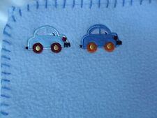 Blue PARENT CHOICE Baby Blanket /Lovey Cars Soft Plush 30 x 40 Stroller/Crib