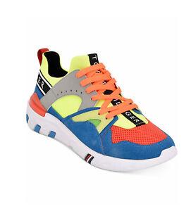 Tommy Hilfiger Men's Multicolor Zeki Sneakers