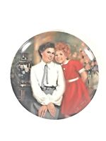 Knowles Annie And Grace Collector Plate 3rd Issue Annie Series 1983 Steve Harvey