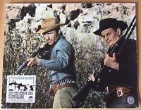 VIER SÖHNE DER KATIE ELDER John Wayne Dean Martin Dennis Hopper Aushangfoto #18