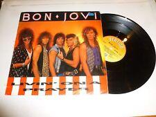 "BON JOVI - Livin' On A Prayer - 1986 UK 12"" Vinyl Single"
