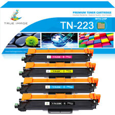 4 PACK Toner Compatible with Brother MFC-L3770cdw MFC-L3710cw HL-L3270cdw TN-223