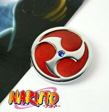Anime Naruto Logo Cosplay Badge Pin Unisex Fan Gift