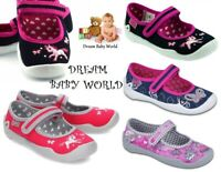 BABY KIDS BEFADO boys girls canvas shoes nursery slippers ankle trainers sandals