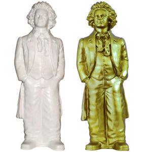 Ludwig van Beethoven II, kleine Kunststoffstatue von Ottmar Hörl
