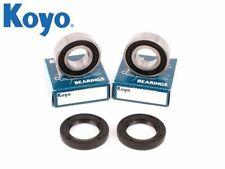 Honda CRF 150 R RB Genuine Koyo Front Wheel Bearing & Seal Kit