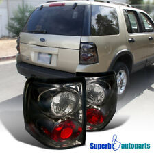 2002 2005 Ford Explorer Replacement Tail Lamps Brake Lights Smoke
