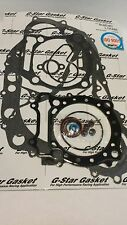 Suzuki LTR450 LTR 450 Complete 98mm 474 Big Bore Gaskets Kit Set Top Bottom
