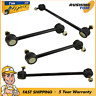 Front & Rear Stabilizer Sway Bar End Link Kit 4 for Lexus Toyota Camry