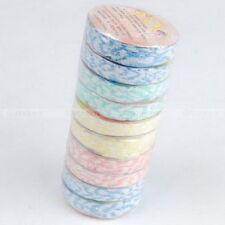 10Pcs LOT Magic compressed bath travel reusable towels Washcloths Disposable NEW
