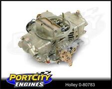 Holley 650 CFM 4brl Vac Secondary Street Carburetor with Electric Choke 0-80783