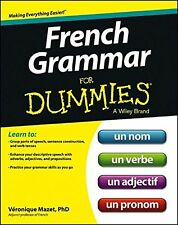 French Grammar for Dummies NEW BOOK